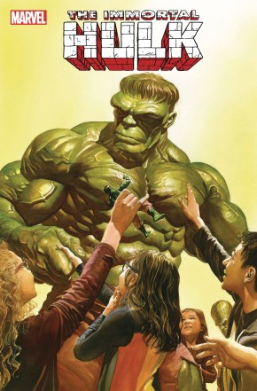IMMORTAL HULK VOLUME 7 HULK IS HULK GRAPHIC NOVEL