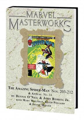 MARVEL MASTERWORKS AMAZING SPIDER-MAN VOLUME 20 DM VARIANT #268 EDITION HARDCOVER