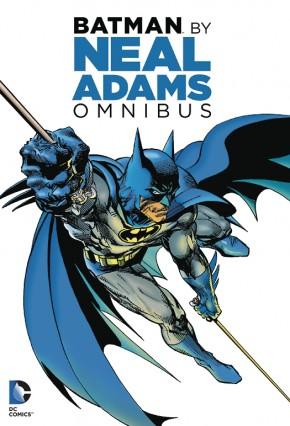 BATMAN BY NEAL ADAMS OMNIBUS HARDCOVER