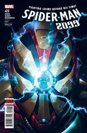SPIDER-MAN 2099 #22 (2015 SERIES)