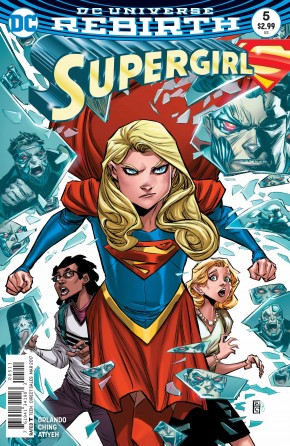 SUPERGIRL VOLUME 7 #5