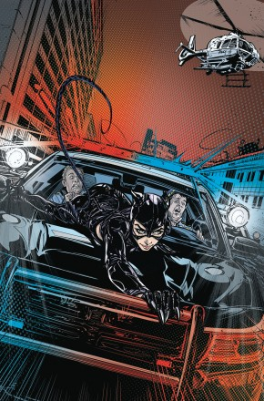 CATWOMAN VOLUME 2 FAR FROM GOTHAM GRAPHIC NOVEL
