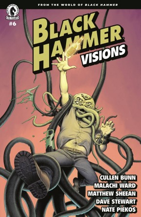 BLACK HAMMER VISIONS #6