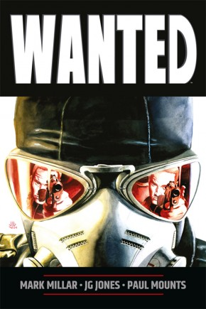 WANTED GRAPHIC NOVEL (NEW PRINTING)