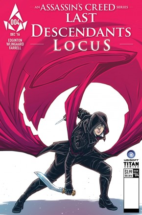 ASSASSINS CREED LOCUS #4