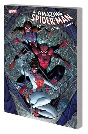 AMAZING SPIDER-MAN RENEW VOWS VOLUME 1 BRAWL IN FAMILY GRAPHIC NOVEL