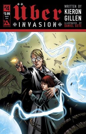 UBER INVASION #4