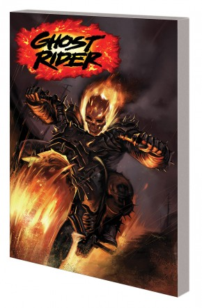 GHOST RIDER BOOK 1 THE WAR FOR HEAVEN GRAPHIC NOVEL