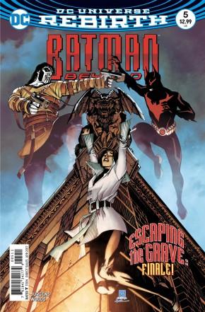 BATMAN BEYOND #5 (2016 SERIES)