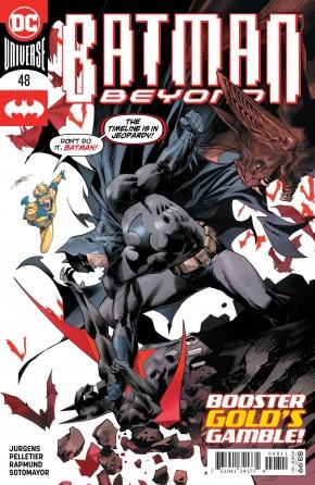 BATMAN BEYOND #48 (2016 SERIES)