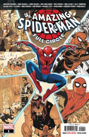 AMAZING SPIDER-MAN FULL CIRCLE #1