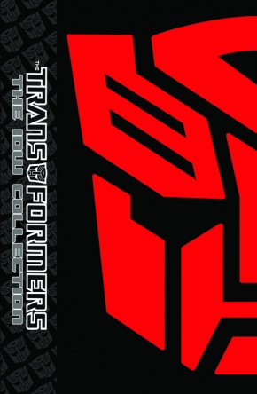 TRANSFORMERS IDW COLLECTION VOLUME 8 HARDCOVER