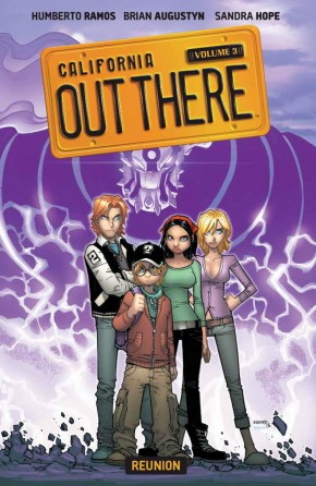 OUT THERE VOLUME 3 GRAPHIC NOVEL