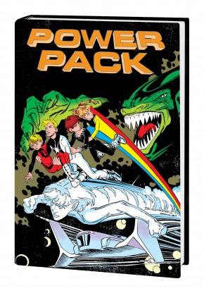 POWER PACK CLASSIC OMNIBUS VOLUME 2 HARDCOVER