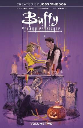 BUFFY THE VAMPIRE SLAYER VOLUME 2 GRAPHIC NOVEL