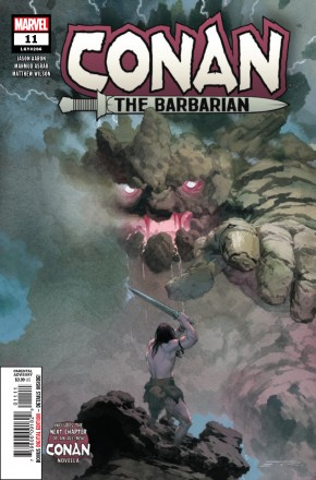 CONAN THE BARBARIAN #11 (2019 SERIES)