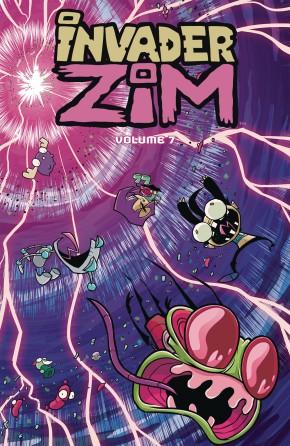 INVADER ZIM VOLUME 7 GRAPHIC NOVEL