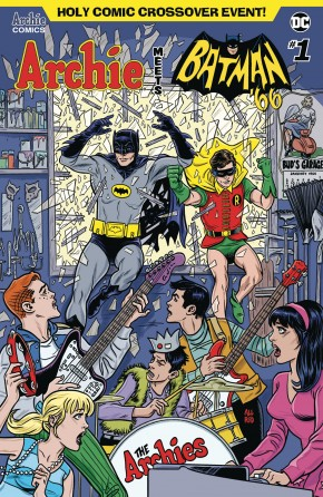 ARCHIE MEETS BATMAN 66 #1