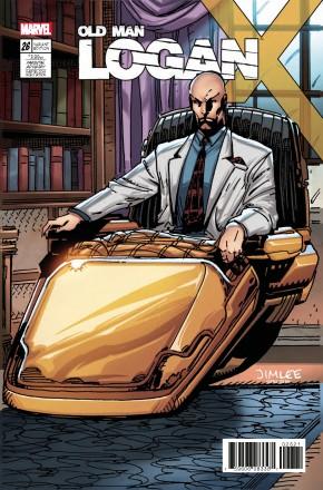 OLD MAN LOGAN #26 (2016 SERIES) X-MEN CARD VARIANT COVER