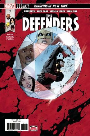 DEFENDERS #7 (2017 SERIES)