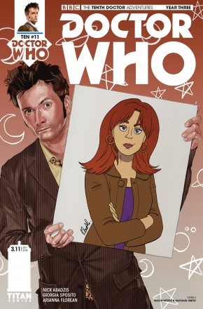 DOCTOR WHO 10TH YEAR THREE #11