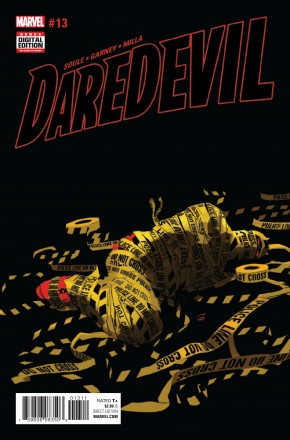 DAREDEVIL VOLUME 5 #13
