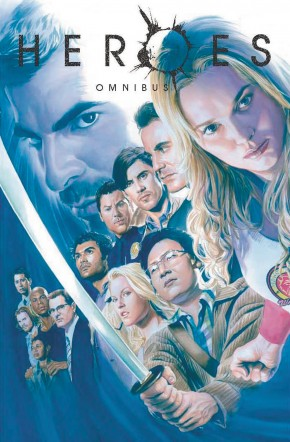 HEROES OMNIBUS GRAPHIC NOVEL