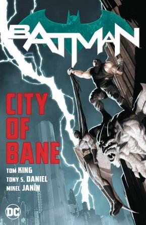 BATMAN CITY OF BANE COMPLETE COLLECTION GRAPHIC NOVEL