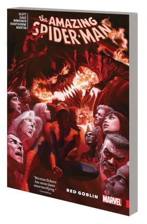 AMAZING SPIDER-MAN RED GOBLIN GRAPHIC NOVEL