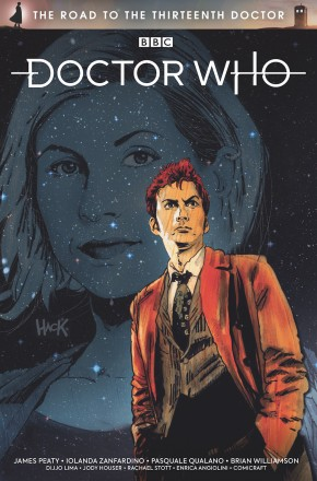DOCTOR WHO ROAD TO 13TH DOCTOR GRAPHIC NOVEL