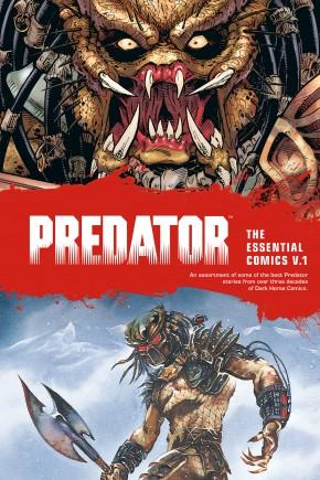 PREDATOR THE ESSENTIAL COMICS VOLUME 1 GRAPHIC NOVEL