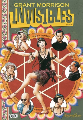 INVISIBLES BOOK 2 GRAPHIC NOVEL