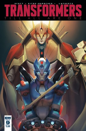 TRANSFORMERS TILL ALL ARE ONE #9