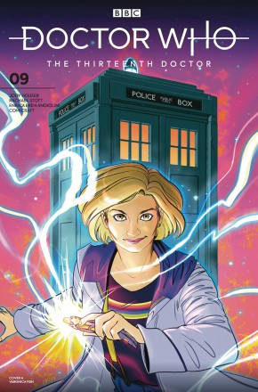 DOCTOR WHO 13TH DOCTOR #9