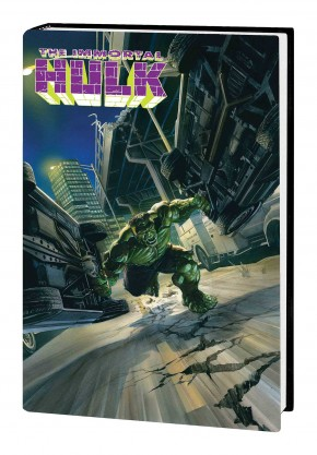 IMMORTAL HULK VOLUME 1 HARDCOVER