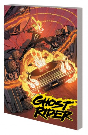 GHOST RIDER ROBBIE REYES THE COMPLETE COLLECTION GRAPHIC NOVEL