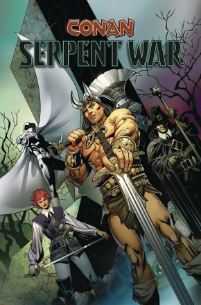 CONAN SERPENT WAR GRAPHIC NOVEL