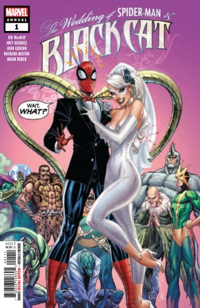 BLACK CAT ANNUAL #1 (2019 SERIES)