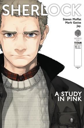 SHERLOCK A STUDY IN PINK #2