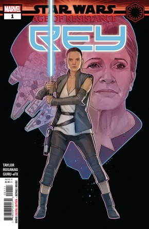 STAR WARS AGE OF RESISTANCE REY #1