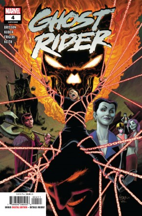 GHOST RIDER #4 (2019 SERIES)