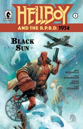 HELLBOY AND BPRD 1954 #1 BLACK SUN