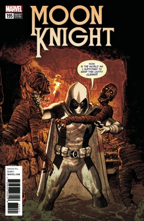 MOON KNIGHT #195 (2017 SERIES) SMALLWOOD DEADPOOL VARIANT
