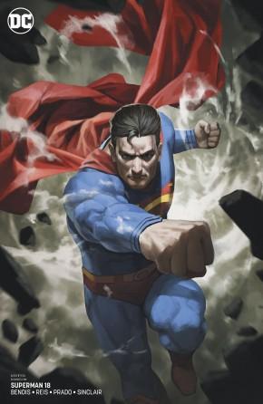 SUPERMAN #18 (2018 SERIES) VARIANT