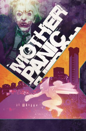 MOTHER PANIC GOTHAM A D GRAPHIC NOVEL