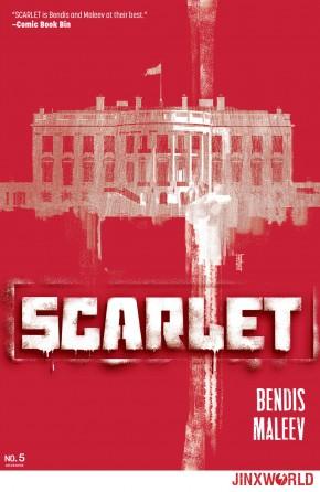 SCARLET #5 (2018 SERIES)