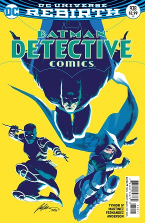 DETECTIVE COMICS #938 (2016 SERIES) VARIANT EDITION
