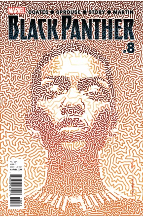 BLACK PANTHER VOLUME 6 #8
