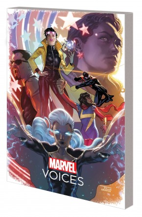 MARVEL VOICES LEGACY GRAPHIC NOVEL