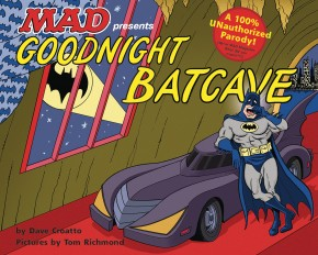 GOODNIGHT BATCAVE HARDCOVER